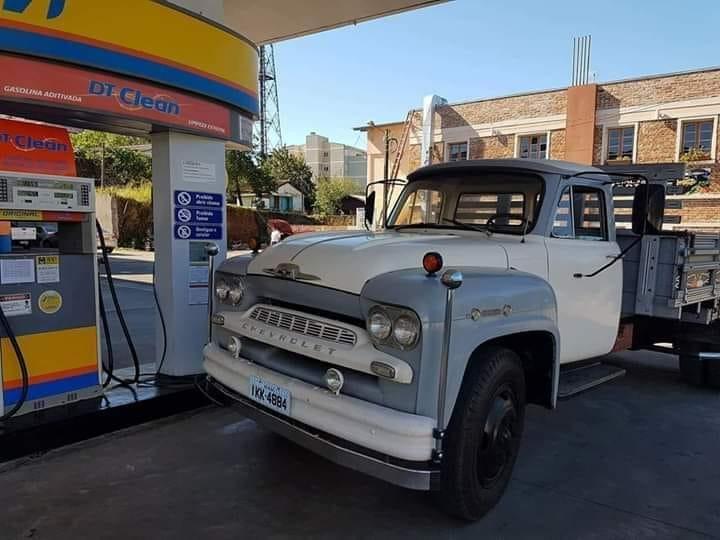 Caminhão/Chevrolet