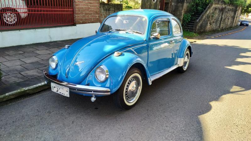 VolksWagen - Fusca 1300 - 1976