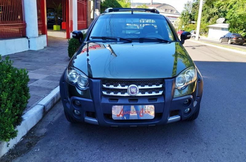 Fiat - Strada Adventure 1.8 - 2010